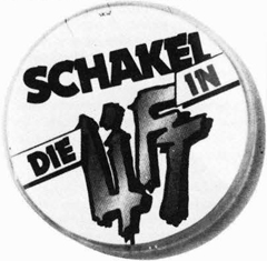 schakel in de lift